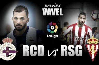 Previa Deportivo de la Coruña-Real Sporting de Gijón: recuperar el camino a la salvación