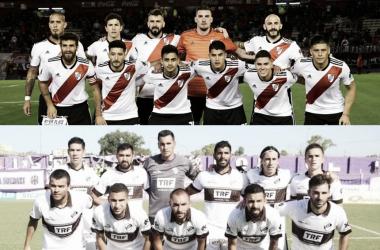 Después de 19 años, River y Platense vuelven a encontrarseen el campo de juego. FOTO: Web