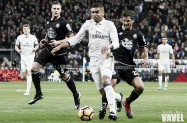 Real Madrid - Deportivo: puntuaciones del Deportivo, jornada 15 de La Liga