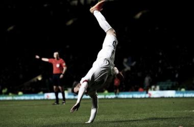 L'Angleterre vainqueur du derby britannique