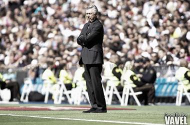 """Ancelotti: """"Hemos mejorado la velocidad del juego y por esto tenemos más oportunidades"""""""