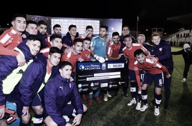 Independiente dio clases en Formosa. Imagen: @Independiente