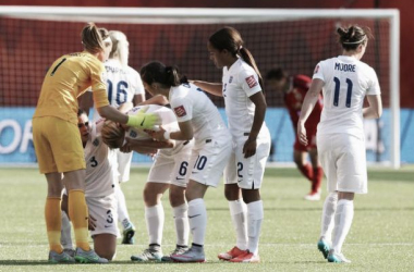 Houghton 'so proud' despite Lionesses' semi-final agony