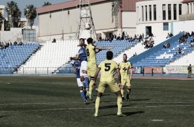 Partido de la UD Melilla ante el Lorca Deportiva (Foto: UD Melilla)