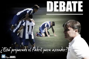 Debate: ¿Está preparado el Fabril para ascender?