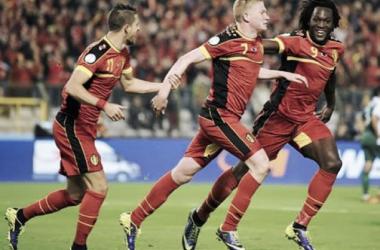 Bélgica: a poder ser por las bandas y con brío