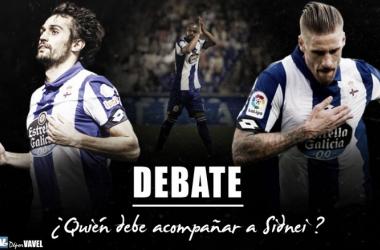 Debate: ¿quién debe acompañar a Sidnei?