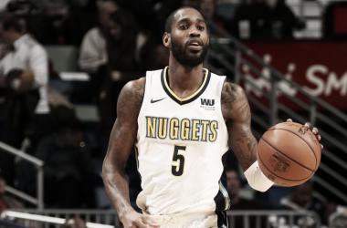 Will Barton renueva con Denver Nuggets