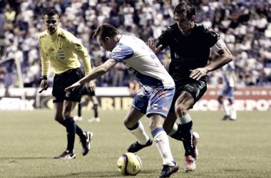 El argentino aceptó lo difícil quefue plantearle partido al equipo de la Angelópolis. (Foto: El Siglo de Torreón)