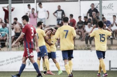 El Castelldefels elimina al Gavà por la mínima