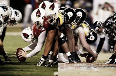 Cardinals en Carolina y Ravens en Pittsburg