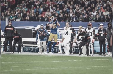 L.A. Rams ganan con facilidad (24-10) a Bengals en el partido de Wembley