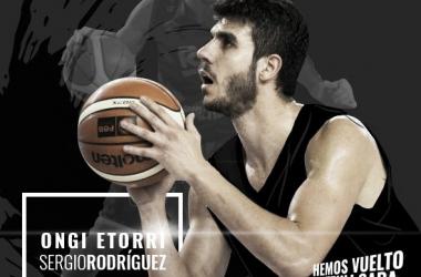 Sergio Rodríguez / Foto: RETAbet Bilbao Basket