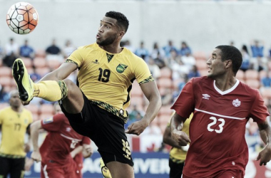 Jamaica advances to the Gold Cup semi-finals. | Source: SportsNet