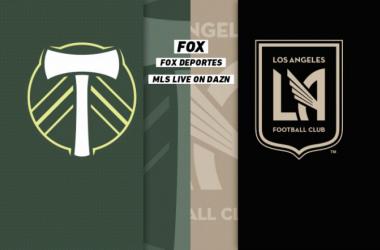 PREVIA: LAFC – Portland Timbers. A lacaza del líder. Fuente: MLS Soccer