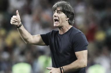 Joachim Low confia en hacer un buen papel ante Corea / FOTO: @DFB_Team_ES