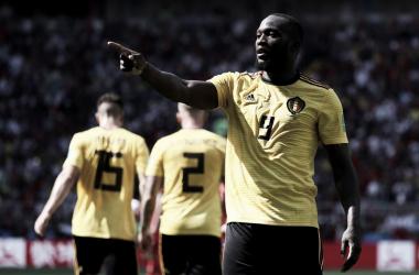 """Romelu Lukaku: """"Es el momento para medirnos como equipo"""""""