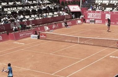 Mayer vs Sousa in Estoril (Pedro Cunha/VAVEL)