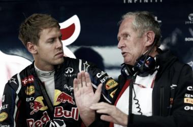 Red Bull diz que Vetttel terá novo chassi no GP da Espanha