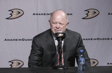 Los Ducks extienden a Murray como Gerente General por dos temporadas más   Foto: NHL.com