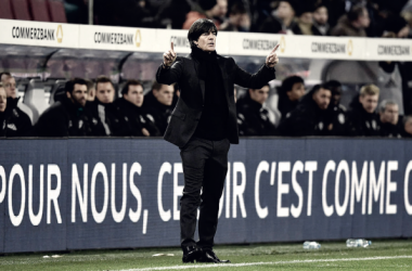 Joachim Löw espera rivales fuertes en la Liga de Naciones UEFA