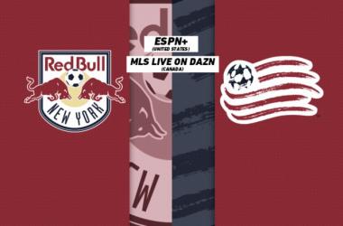 PREVIA: New York Red Bulls – New England Revolution: Partido decisivopara ambos conjuntos. Fuente: MLS Soccer