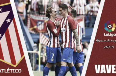 Resumen de la temporada 2016/17 parte I: Atlético de Madrid, siempre quedará el Manzanares