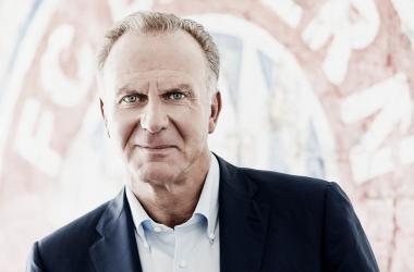 Karl-Heinz Rummenigge, jefe de la junta directiva del Bayern / FOTO: FC Bayern