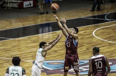 Salta Basket vuelve a la victoria. Imagen:Diario El Tribuno de Salta