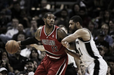 San Antonio Spurs - Portland Trail Blazers: veteranía contra juventud en explosión