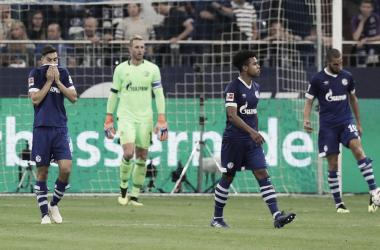 Schalke y Leverkusen, mal arranque en la Bundesliga