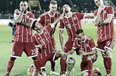 Bayern Múnich, Campeón en la edición 2017 / FUENTE: FC Bayern