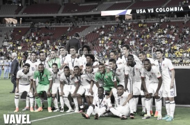 Images and Photos of USA - Colombia for the Third place in the Copa America Centenario