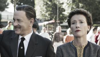 Tom Hanks y Emma Thompson en un fotograma de la cinta (Foto (sin efecto): elseptimoarte)