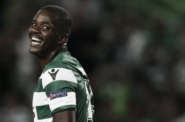 William Carvalho, nuevo jugador bético