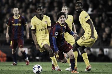 ¿Qué pasó entre FC Barcelona y Arsenal hasta el día de hoy?