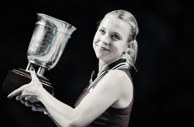 <p><font><b>Anett Kontaveit Foto WTA</b></font></p>