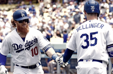 The Dodgers hope to live up to the hype come the postseason. Bleacher Report