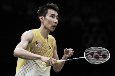 Lee Chong Wei began his run towards the badminton gold medal in the Rio Olympics with a dominant showing. badmintoncafe.com