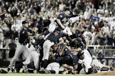 The Arizona Wildcats, picked to inhabit the bottom third of the Pac-12 Conference are heading to Omaha, clinching the first ticket in the nation to the College World Series. Photo courtesy of Mary Alice Truitt/The Commercial Dispatch