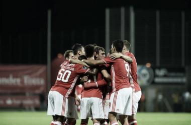 Foto: SL Benfica/ SL Benfica Facebook