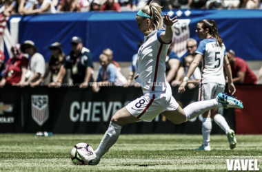 The U.S. Women's National Team to face Mexico in April in Houston | Source: Gary Duncan - VAVEL USA