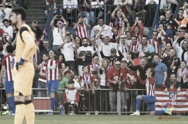El Atlético acecha el tercer puesto