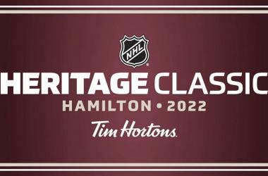 El Heritage Classic se disputará en la localidad de Hamilton en Ontario, Canadá - NHL.com