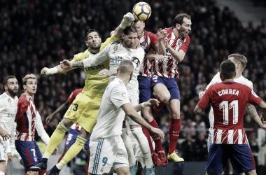 Real Madrid- Atlético de Madrid, un derbi de contrastes
