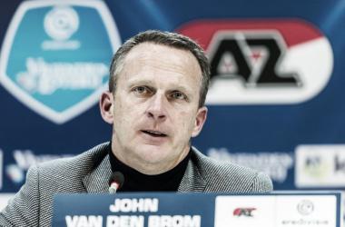 """Van den Brom: """"Perder esta final ha sido un golpe duro, pero hay que levantarse"""""""