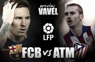 FC Barcelona - Atlético de Madrid: duelo de líderes en el Camp Nou