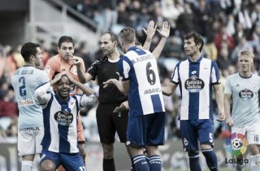 Análisis Celta-Deportivo: Mucho que mejorar