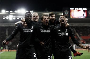 Klopp contagia la sonrisa al Liverpool