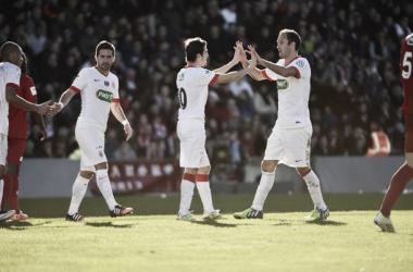 Monaco derrota Nîmes e garante vaga na próxima fase da Coupe de France